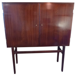 Rosewood cabinet, Ole WANSCHER - 1950s
