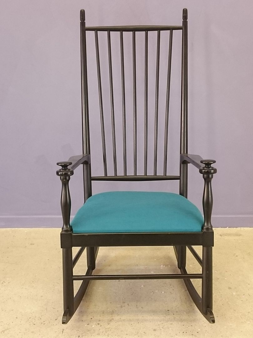fauteuil bascule scandinave gemla karl axel adolfsson 1950 design market. Black Bedroom Furniture Sets. Home Design Ideas