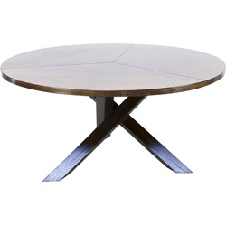 Round dining table by Martin Visser for Spectrum - 1960s