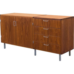 Made to measure sideboard by Cees Braakman for Pastoe - 1960s
