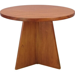 Coffee table in mahogany produced by Stylnet - 1930s