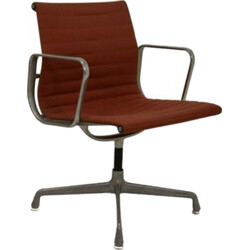 Swivel armchair model EA 107 by Charles & Ray Eames - 1960s
