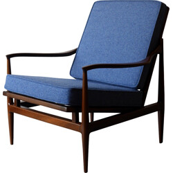 Isis armchair by Robert Heritage - 1950s
