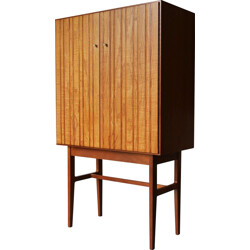 Cocktail cabinet by Ian Audsley for GW Evans - 1950s