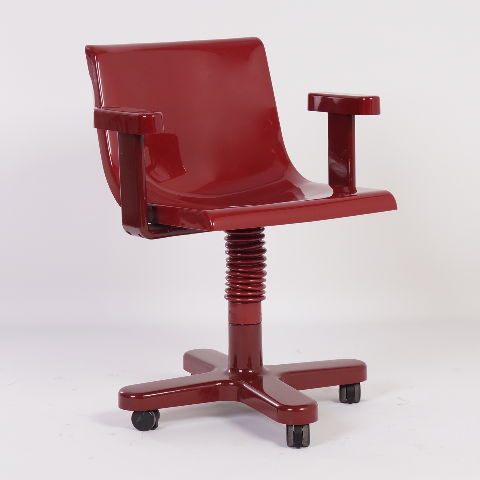 Ettore Sottsass Olivetti Synthesis Desk Chair 1970s