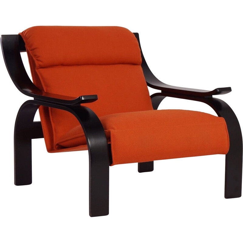 Woodline arm chair by Marco Zanuso for Arflex - 1960s