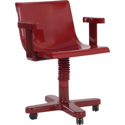Ettore Sottsass Olivetti Synthesis Desk Chair - 1970s