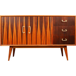 Mid-Century Rosewood and Teak Sideboard by Vanson - 1960s