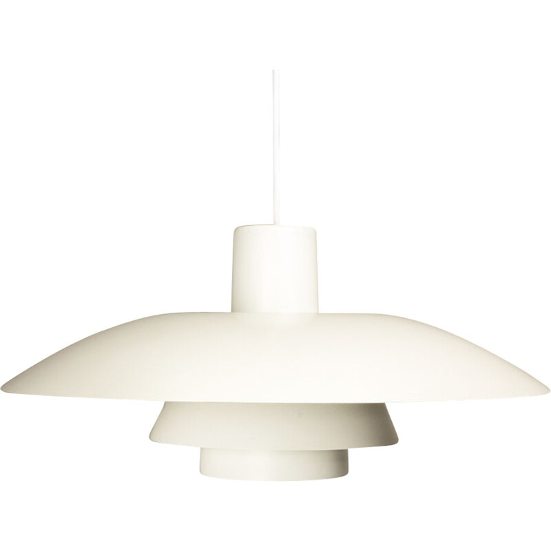Vintage PH43 hanging lamp by Poul Henningsen produced by Louis Poulsen - 1960s
