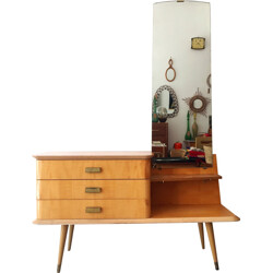 Maple dressing table - 1950