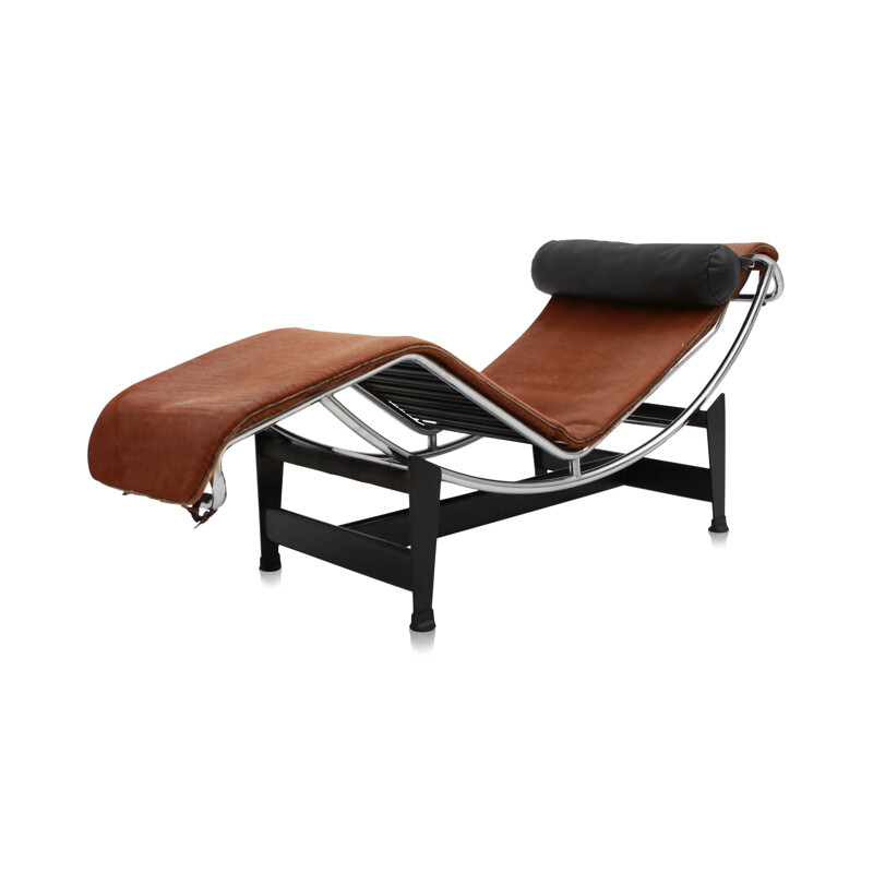 LC 4 Pony Lounge Chair, LE CORBUSIER - 1960s