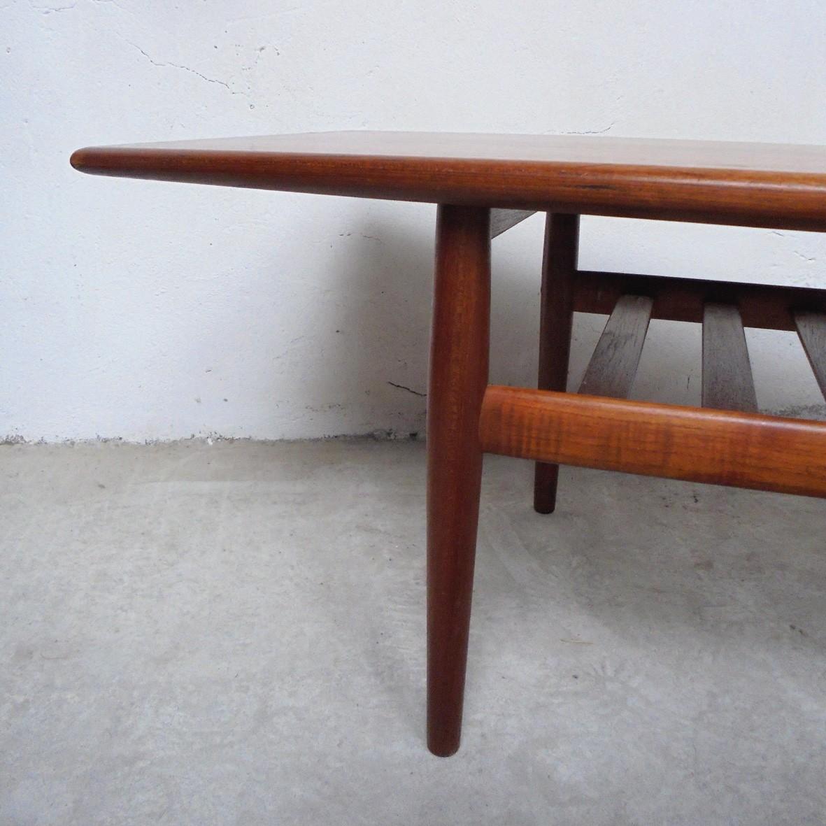 Danish Coffee Table By Grete Jalk 1960s Design Market