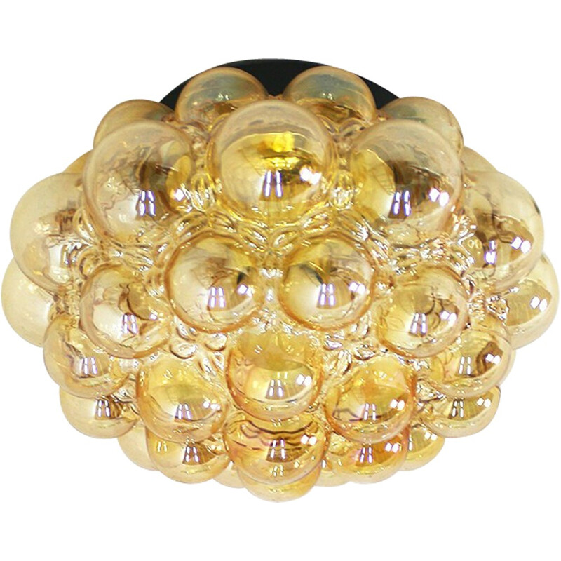 Helena Tynell bubble glass ceiling lamp - 1960s
