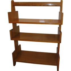 Shelves in lacquered wood - 1970s