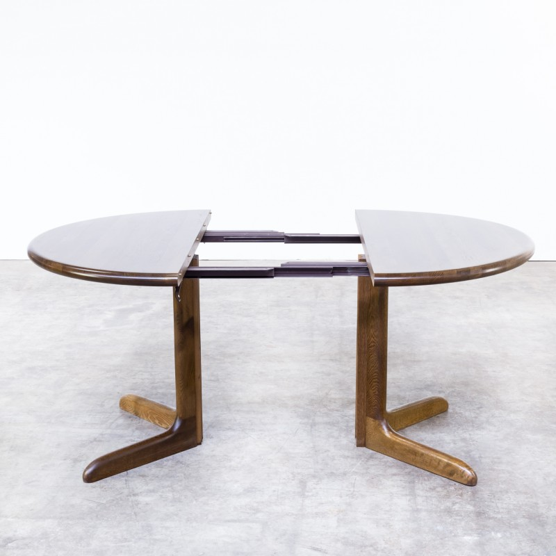 Niels Otto Mller dining table for Gudme