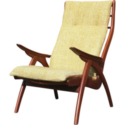 Mid century armchair by Rob Parry for De Ster Gelderland - 1950s