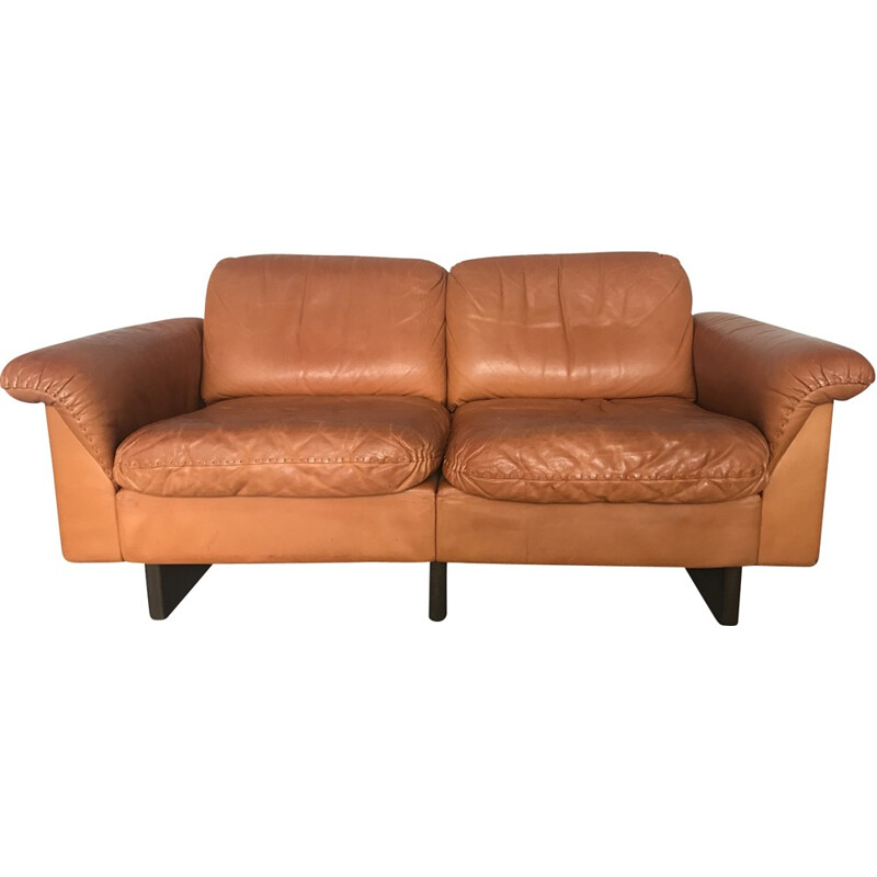Two-seaters sofa De Sede - 1970s