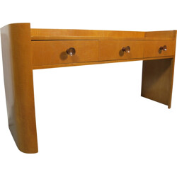 Bentwood Dressing Table by W. Lutjens & C. Alons for Gouda den Boer - 1950s