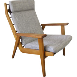 Mid century 1611 Easy Chair by Rob Parry for Gelderland - 1950s