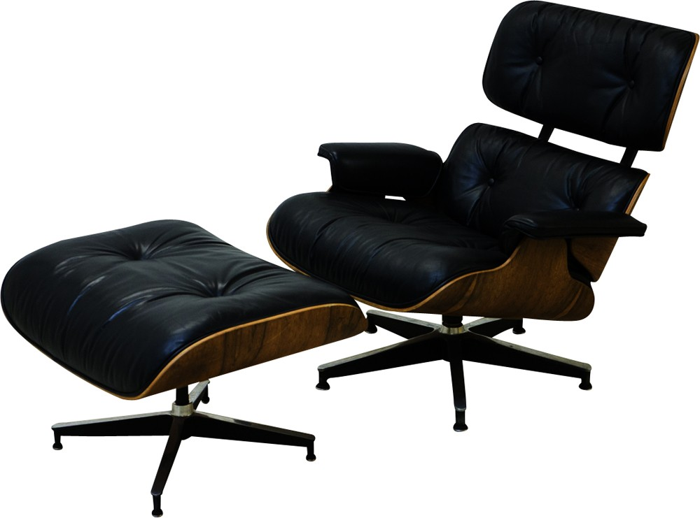 Eames Lounge Chair for Herman Miller 1960s Design Market