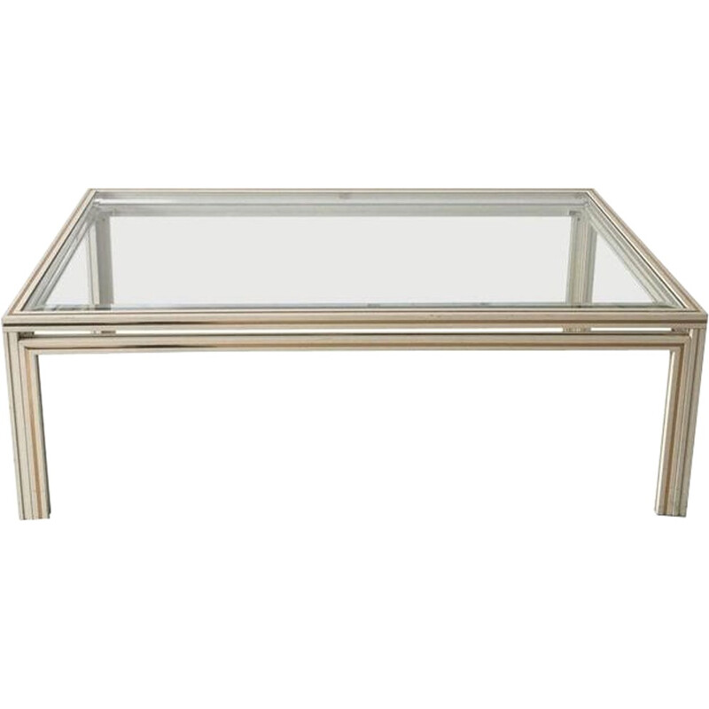 French coffee table by Pierre Vandel - 1970s