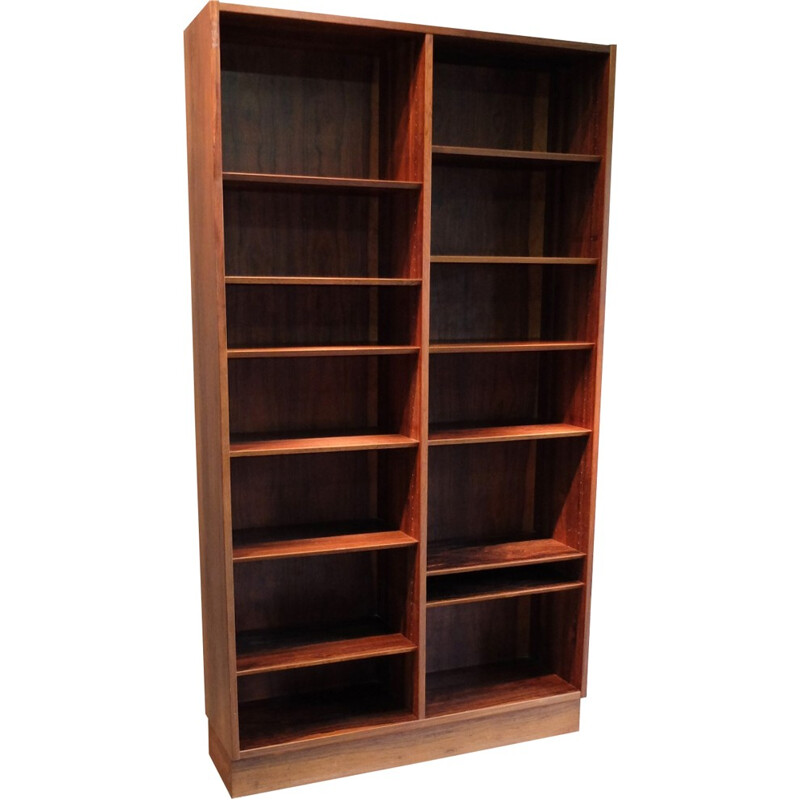Rosewood bookcase by Poul Hundevad - 1960s