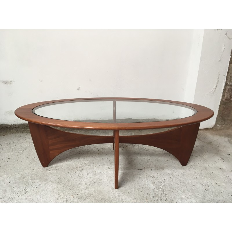 Oval Coffee Table Plans: Astro Oval Coffee Table By G Plan