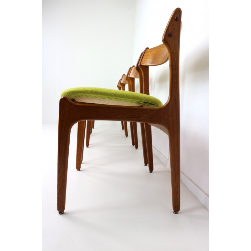 set - Four Dining Room Chairs