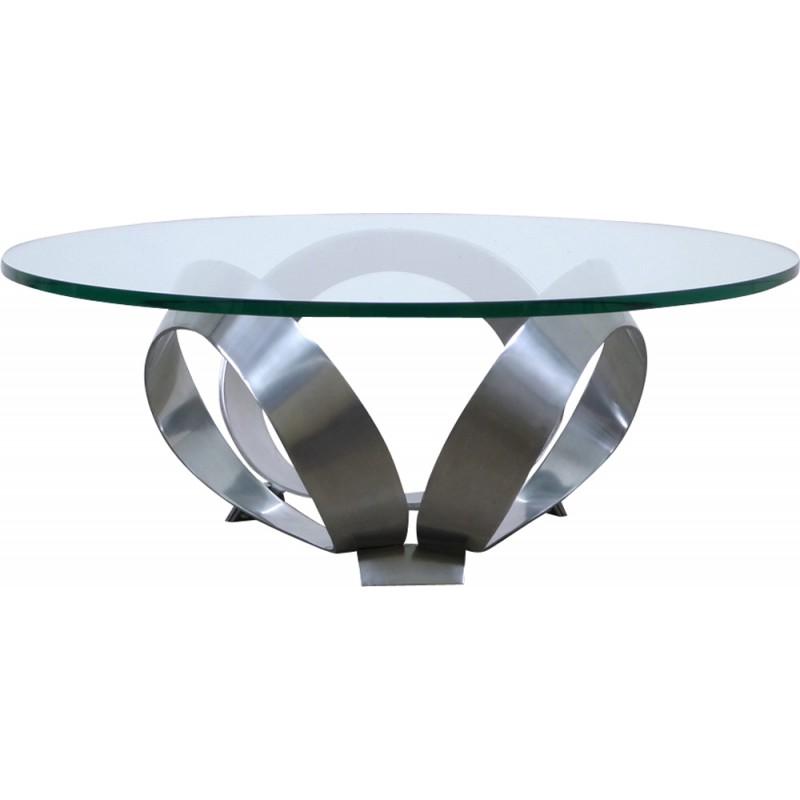 Diamond style coffee table by Knut Hesterberg for Ronald Schmitt - 1960s