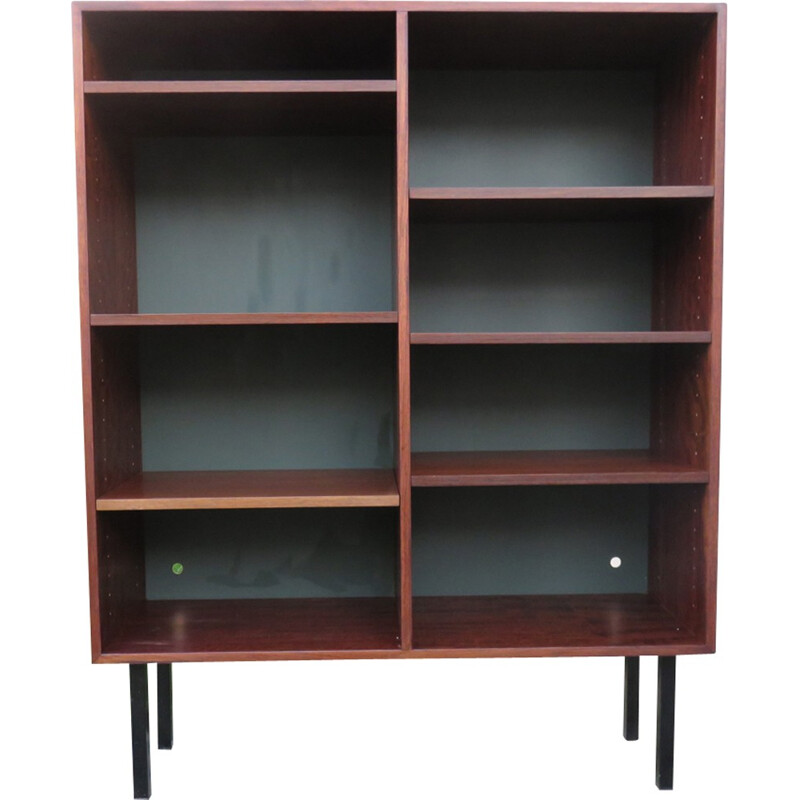 Bramin Rosewood Bookcase with rectangular boxes - 1960s