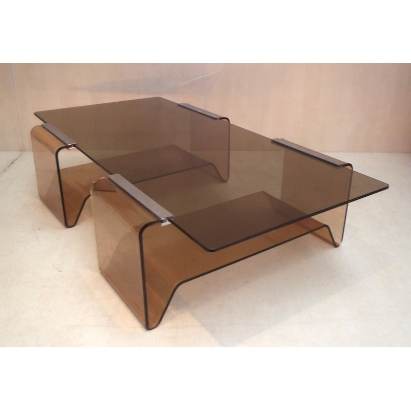 table basse plexiglass design awesome remarquable table. Black Bedroom Furniture Sets. Home Design Ideas