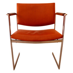 Fauteuil armchair, FABRICIUS and KASTHOLM - 1960s