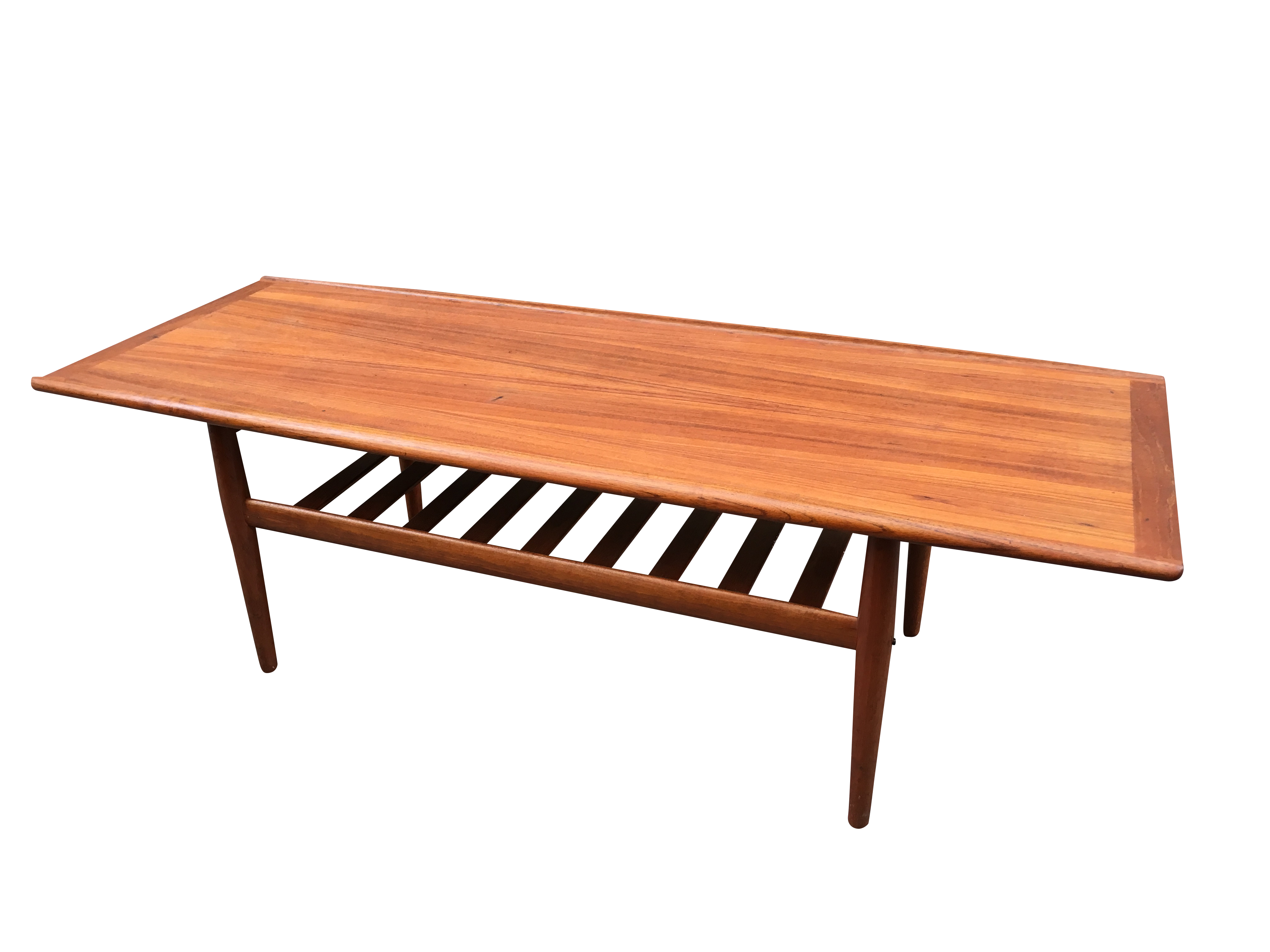 Coffee table Grete Jalk for Glostrup Mobelfabrik Sweden 1950s