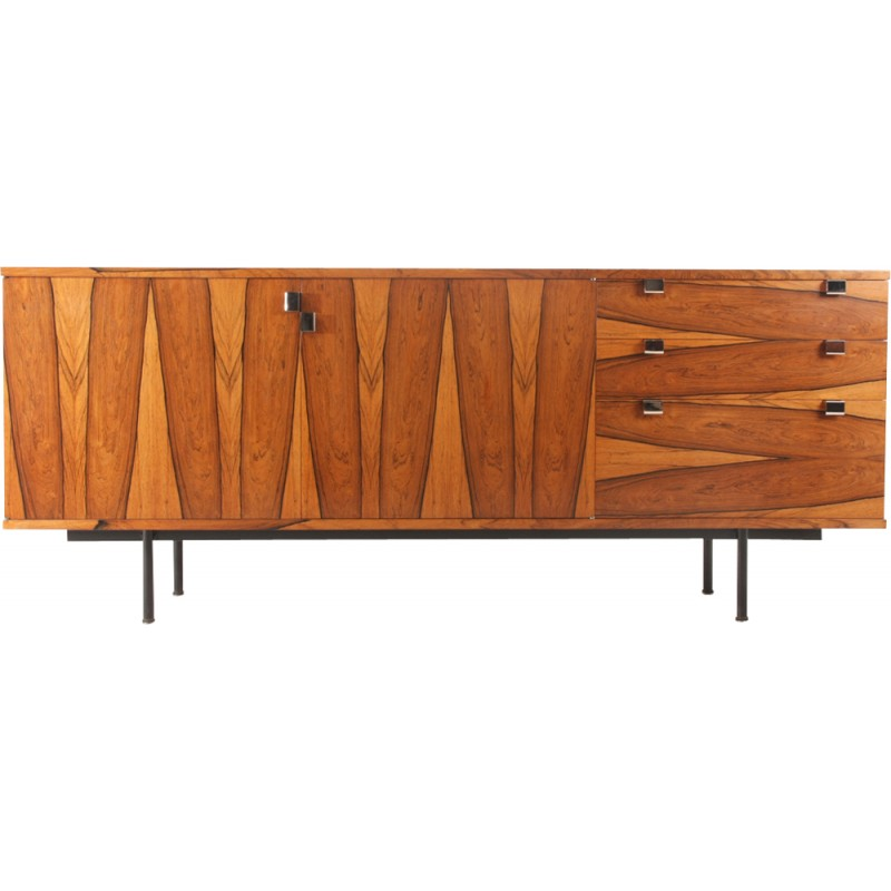 Rio rosewood Model 198 sideboard - 1950s