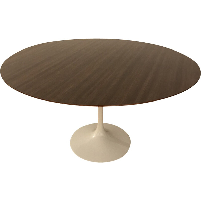 Tulip leg dining table by Eero Saarinen for Knoll - 1970