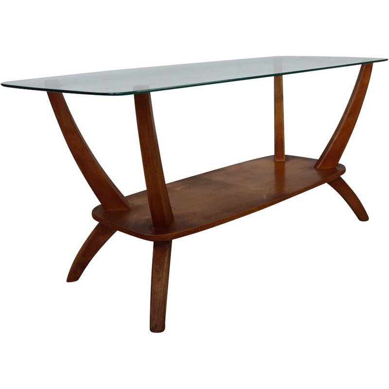 Dutch design coffee table - 1960s