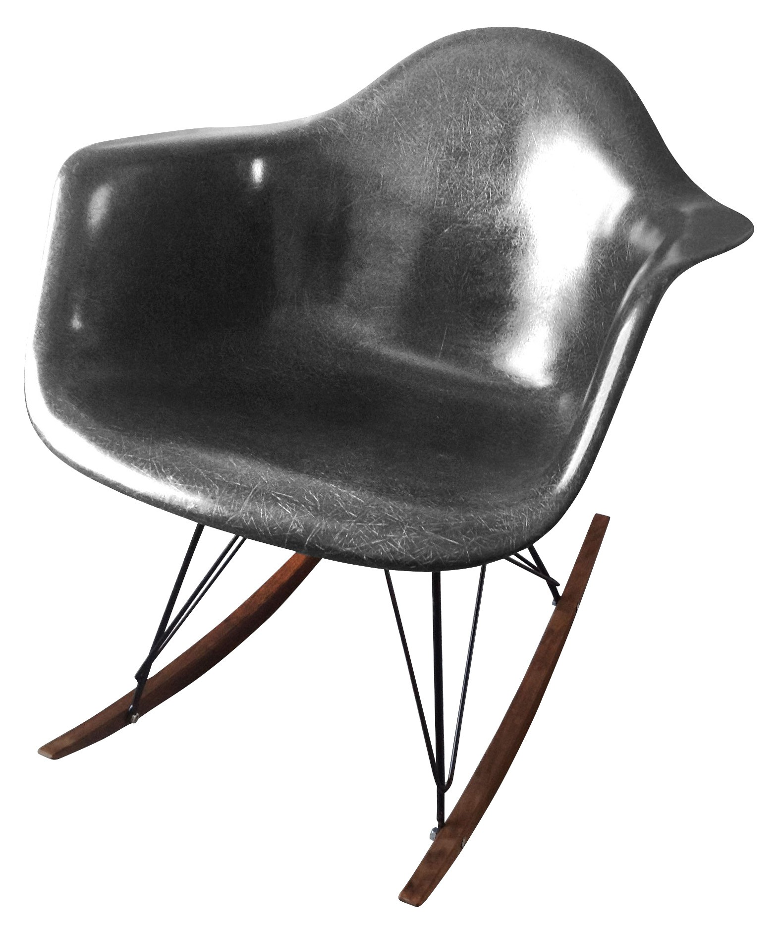 rocking chair rar ray and charles eames 1960s design market