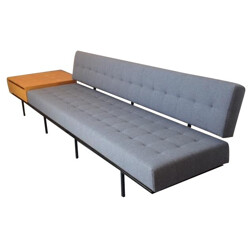 """Bench """"2577 BC"""", Florence KNOLL - 1960s"""