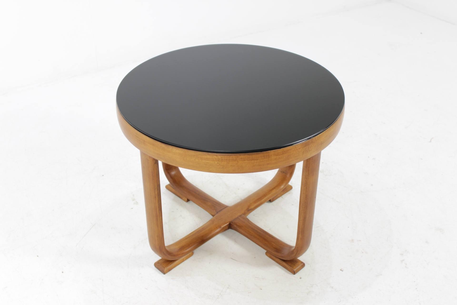 Beech Bentwood Coffee Table 1940s Design Market