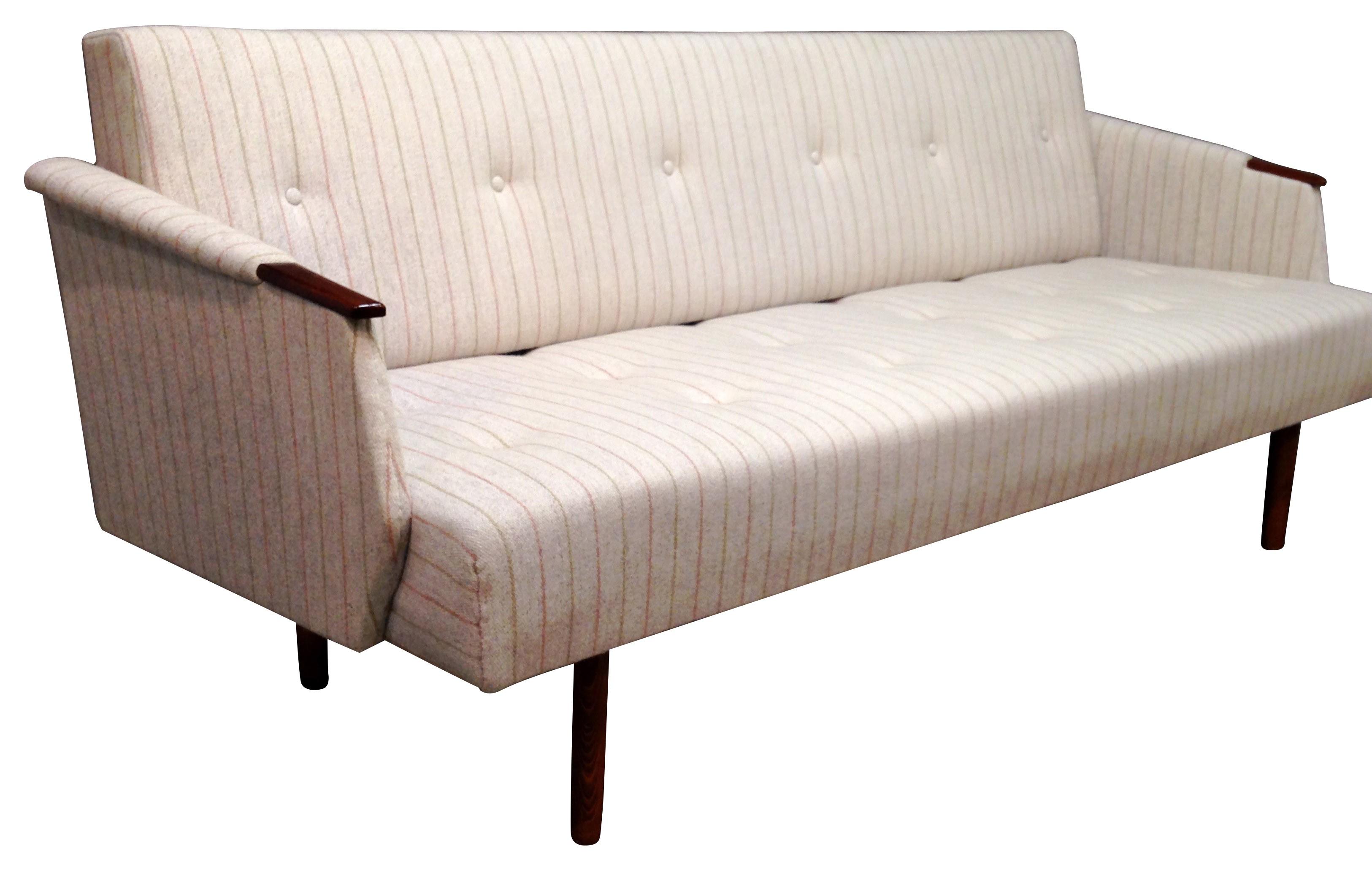 Scandinavian Convertible Sofa In Couch 1960s Design Market