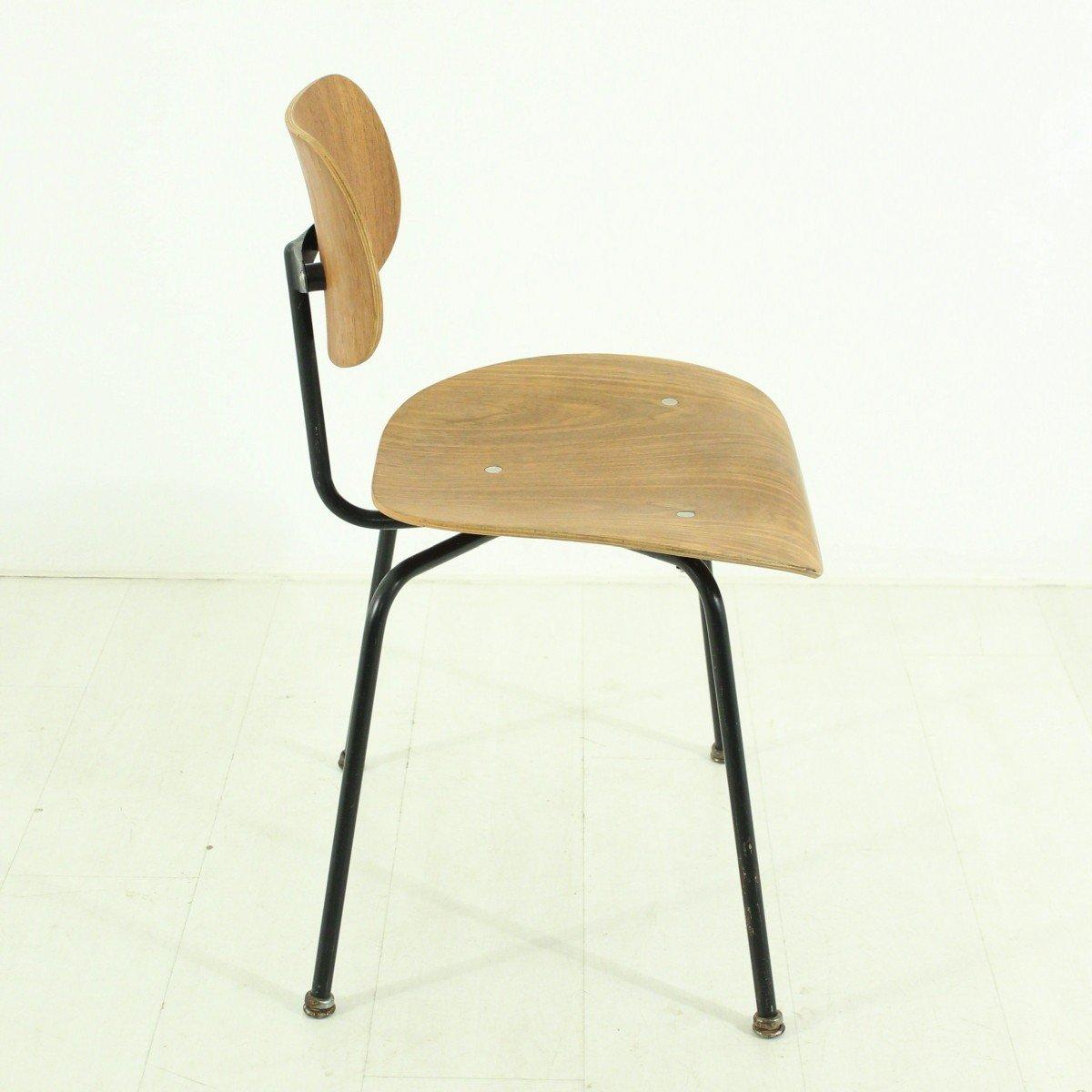 Egon Eiermann Se68 Teak Design Market