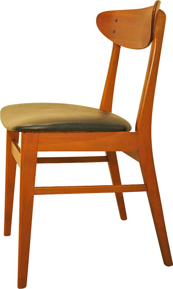 Scandinavian Mid Century Dining Chairs From Farstrup