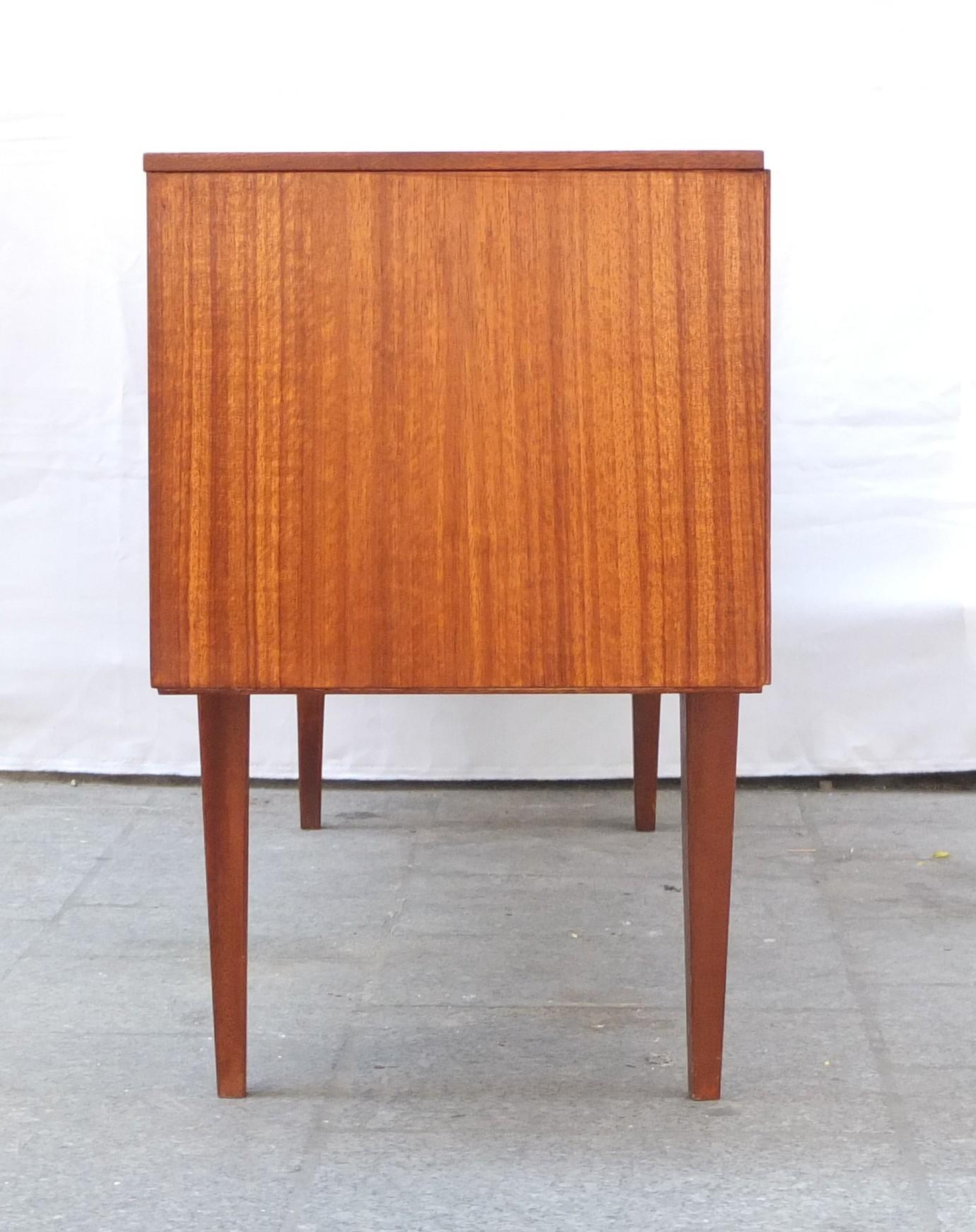 Mid century modern Danish sideboard in teak 1960s