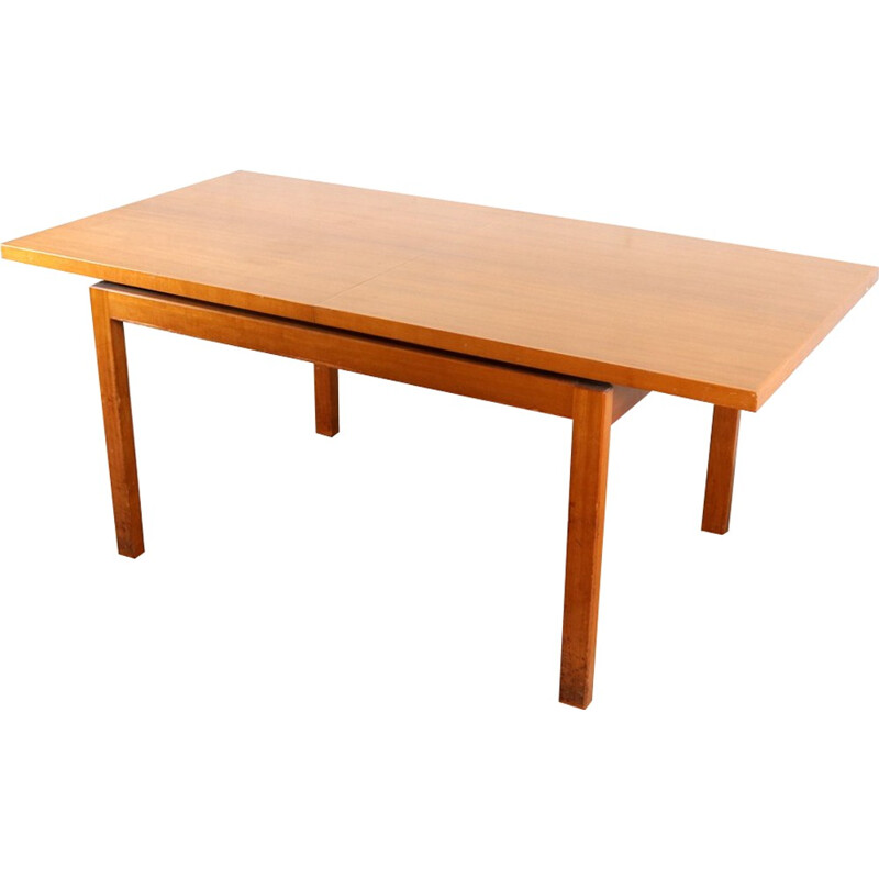 Vintage belgian dining table by Jos De Mey - 1960s