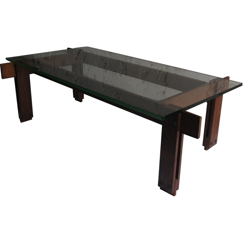 Coffee table model 751 by Ico Parisi produced by Cassina - 1960s