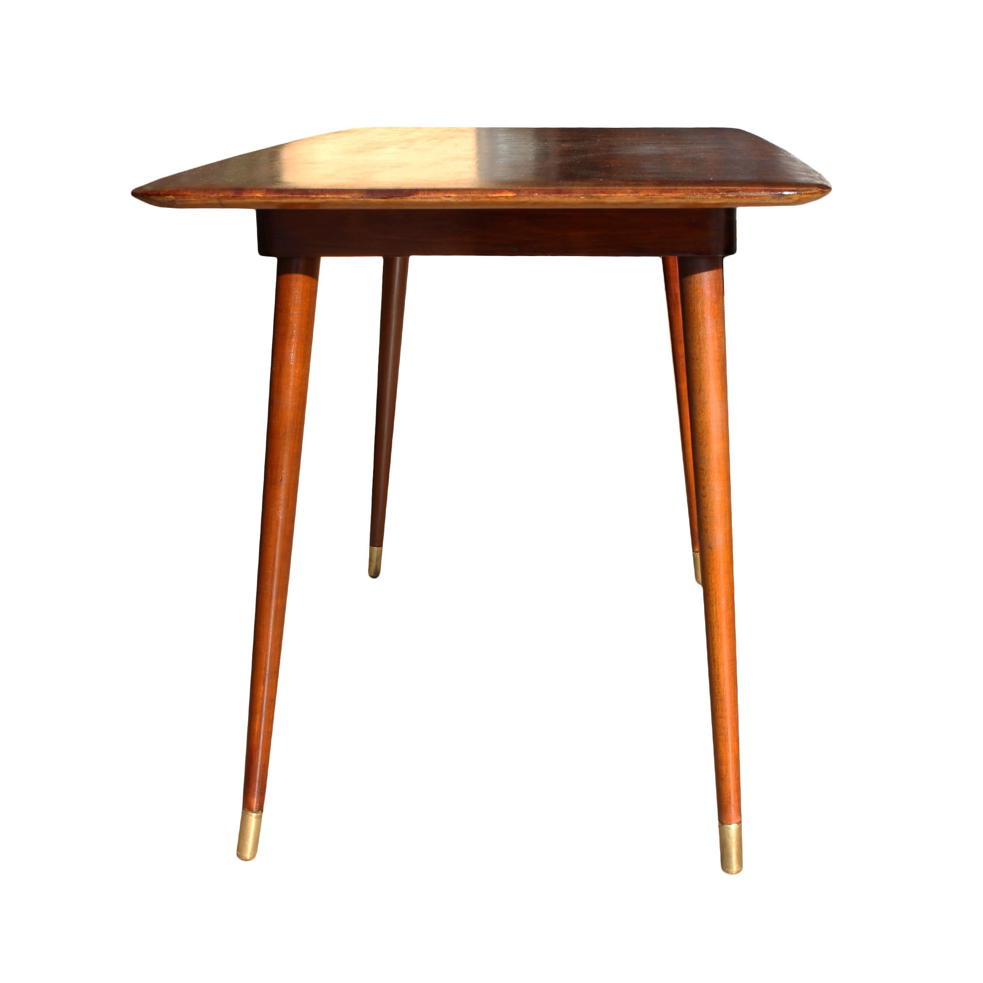 Mid century modern reproduction tripod table lamp - Tapered Legs Giftoncard Info
