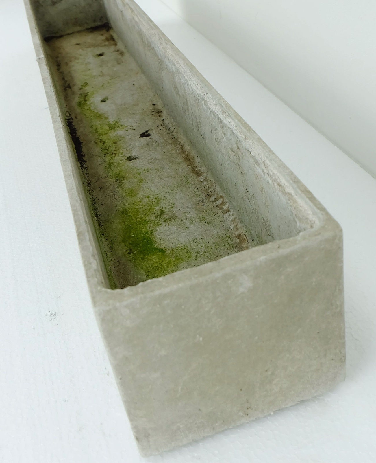 concrete waters planter youtube that itself how watch cement make to a