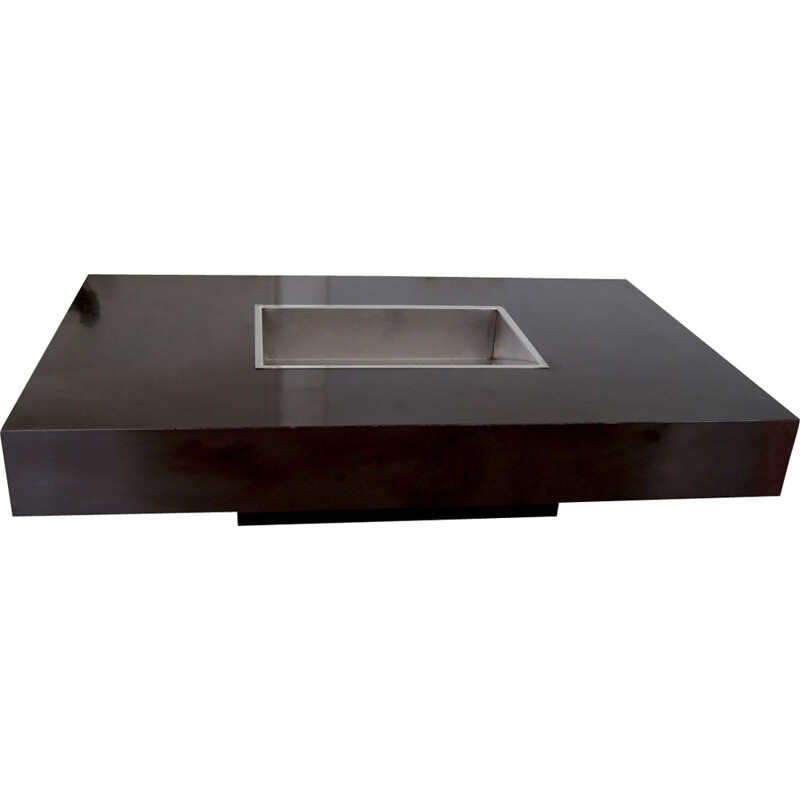 Willy Rizzo coffee table - 1970s