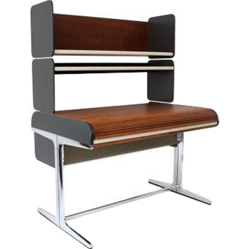 Action Office Desk By George Nelson For Herman Miller 1964