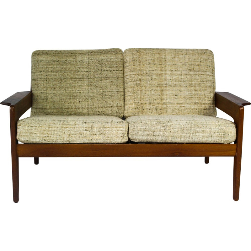 Danish 2 seater sofa par Arne Wahl Iversen for Komfort - 1960s